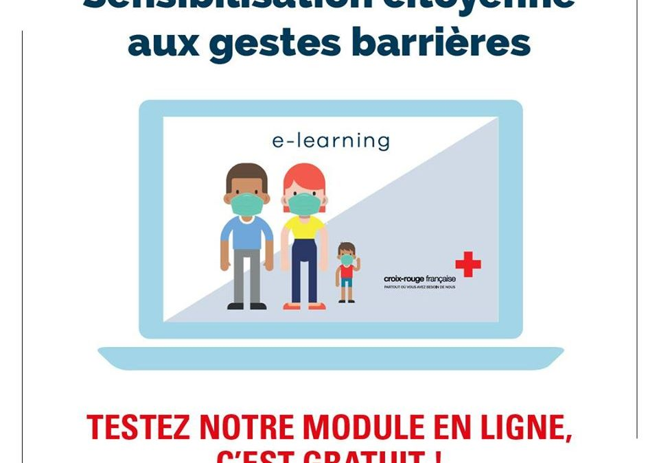 E-learning Geste Barrières