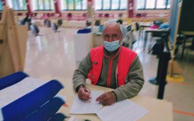 Les Bénévoles toujours mobilisés pour la Vaccination